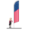 American Feather Flags 15ft